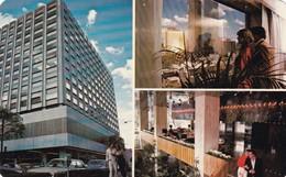 MEXICO, GALERIA PLAZA, HOTELES CAMINO REAL. MULTIVISTA. CIRCA 1970s - BLEUP - Mexique