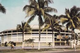 GUAYAQUIL. ECUADOR, SUD AMERICA, COLISEO CERRADO. GRAFICAS FERAUD. VOYAGEE CIRCA 1980s - BLEUP - Ecuador