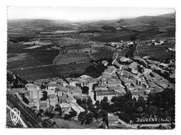 11 – DOUZENS : Vue Du Village - Francia