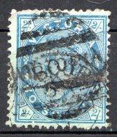 VICTORIA - (Colonie Britannique) - 1874-81 - N° 75 - 2 S. Bleu S. Vert - (Victoria) - 1850-1912 Victoria