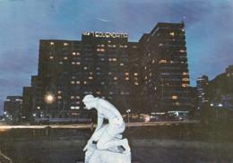 BOGOTA. COLOMBIA. ASPECTO NOCTURNO DEL HOTEL TEQUENDAMA. VOYAGEE 1975 AVEC TIMBRE - BLEUP - Colombie