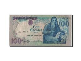 Billet, Portugal, 100 Escudos, 1981, 1981-02-24, KM:178b, B+ - Portugal