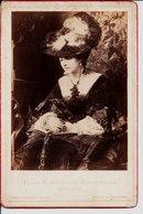 Photo Franz Hanfstaengl's Kunstverlag München. Hans Makart Die Betende 1876. Jeanne Sophie De Vignerot Du Plessis. 1877. - Autres Collections