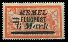 MEMEL 1922 Nr 106 Ungebraucht X88660E - Memelgebiet