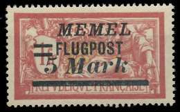 MEMEL 1922 Nr 105 Postfrisch X88772A - Memelgebiet