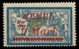 MEMEL 1922 Nr 71 Postfrisch X88772E - Memelgebiet