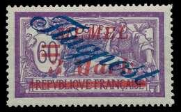 MEMEL 1922 Nr 78 Postfrisch X887766 - Memelgebiet