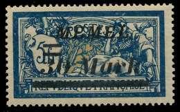 MEMEL 1922 Nr 96 Postfrisch Ungebraucht X887772 - Memelgebiet
