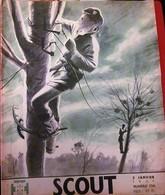 REVUE SCOUT  1951 N°256 Autres Collections Scoutisme FIER DE SA FOI-PHOTOS DIVERSES-PUBS EPOQUE - Scouting