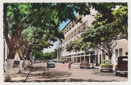 1517/ BENGUELA. A Rua. Street (1950s/60s). Escritura Al Dorso. Écriture Au Dos. Writing In The Back. Scritta Sul Retro. - Angola
