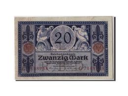Billet, Allemagne, 20 Mark, 1915, 1915-11-04, KM:63, SUP - [ 2] 1871-1918 : Empire Allemand