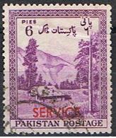 (PAK 38) PAKISTAN // YVERT 44 (TIMBRE SERVICE) // 1960-61 - Pakistan