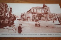 """CPA Charente Maritime """"Union Des Coopérateurs De La Rochelle Siège Social Bureaux Et Entrepots"""" Ed Bergevin - La Rochelle"""