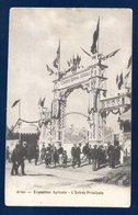 Arlon. Exposition Agricole. Concours Régional Agricole. Entrée Principale. Visiteurs. 1904 - Arlon
