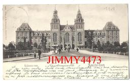 BRIEFKAART - Rijksmuseum En 1900 - AMSTERDAM Noord Holland - Ultg. J. H. SCHAEFER N° 1021 - Scans Recto-Verso - Amsterdam