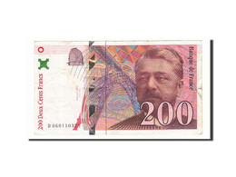 Billet, France, 200 Francs, 1997, 1997, TB+, Fayette:75.4b, KM:159b - 1992-2000 Ultima Gama