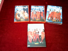 MISFITS  °°  SAISONS  DE 1 A 4 - DVD