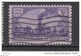 USA, Train, Chemin De Fer, Railway - Trains