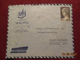 Lettre De 1959 à Destination De Berlin - Griechenland