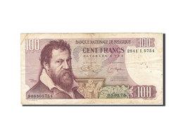 Billet, Belgique, 100 Francs, 1961-1971, 1975-03-03, KM:134a, TB - [ 2] 1831-... : Regno Del Belgio