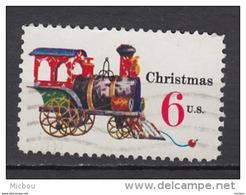 USA, Noël, Christmas, Jouet, Toys, Train - Trains