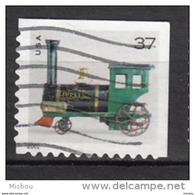 USA, Train, Cloche, Bell, Locomotive, Jouet, Toy, Noël, Christmas - Trains
