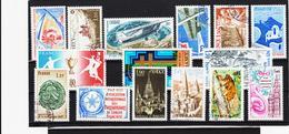 FOX470 FRANKREICH 1977 GESTEMPELTES - LOT SIEHE ABBILDUNG - Gebraucht