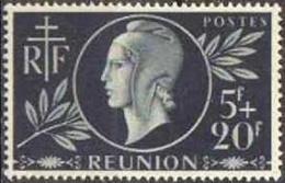 Réunion N° 251 ** Entraide Française - Marianne De Dulac - Neufs