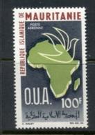 Mauritania Organisation For African Unity OAU MLH - Mauritania (1960-...)