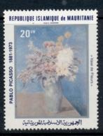 Mauritania 1981 Picasso Paintings 20um MUH - Mauritania (1960-...)