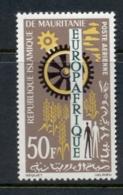 Mauritania 1964 Europafrica MLH - Mauritania (1960-...)