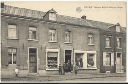 Havré - Maison Alfred Mahaux-Licope (magasin De L'éditeur De La Carte) - Mons - Mons