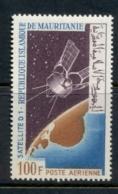 Mauritania 1966 Launch Of D1 Satellite MUH - Mauritania (1960-...)