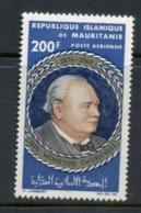 Mauritania 1965 Winston Churchill MLH - Mauritania (1960-...)