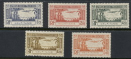 Mauritania 1940 Airmail MLH - Mauritania (1906-1944)