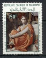 Mauritania 1968 Painting By Ingres 150f The Iliad MUH - Mauritania (1960-...)