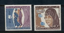 Mauritania 1975 International Women's Year MUH - Mauritania (1960-...)