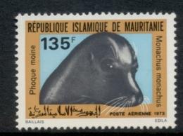 Mauritania 1973 Seal MLH - Mauritania (1960-...)