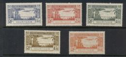 Mauritania 1940 Airmail MUH - Mauritania (1906-1944)