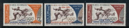 Mauritania 1972 Summer Olympics Munich Medal Winners MLH - Mauritania (1960-...)