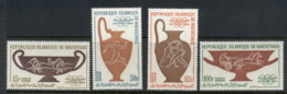 Mauritania 1964 Summer Olympics Tokyo MLH - Mauritania (1960-...)