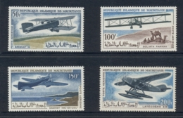 Mauritania 1966 Planes MLH - Mauritania (1960-...)