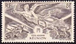 Détail De La Série - Anniversaire De La Victoire ** Réunion N° PA 35 - 1946 Anniversaire De La Victoire