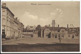WAVRE - Extérieur De La Gare - Wavre