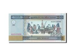 Billet, Azerbaïdjan, 1000 Manat, 2001, Undated, KM:23, NEUF - Azerbeidzjan