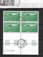 France Poste Aérienne Cat Yt N° 60   Oblitération Tardive  03 11 1994 - Avions
