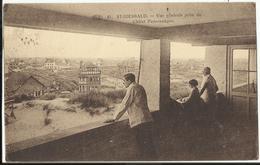 ST IDESBALD - Vue Générale Prise Du Châlet Panoramique 1928 - Koksijde