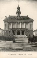 - 27 - VERNON (Eure) - L'Hôtel De Ville - - Vernon