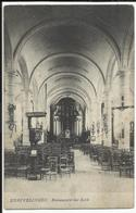 HERFFELINGEN - Binnenzicht Der Kerk (Herfelingen - Herne - Herinnes) 1908 - Herne
