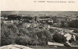 - 27 - VERNON (Eure) - Panorama Pris Du Réservoir - - Vernon